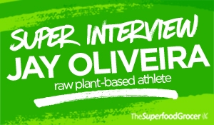 Raw Vegan Plant-Based Athlete Jay Oliveira Interview