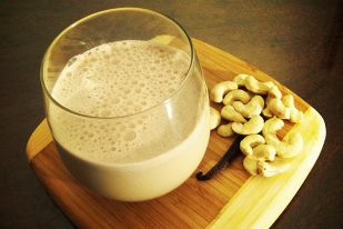 Cashew Nut Milk Recipe