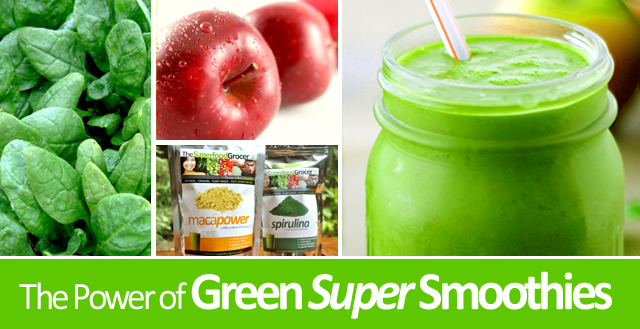 The Power of Green Super Smoothies | The Superfood Grocer Philippines