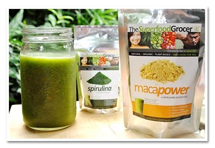 Maca Powder Spirulina Superfoods Philippines | The Superfood Grocer Philippines