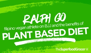 Ralph Go: Filipino Vegan Athlete, on BJJ & The Benefits Of A Plant-Based Diet