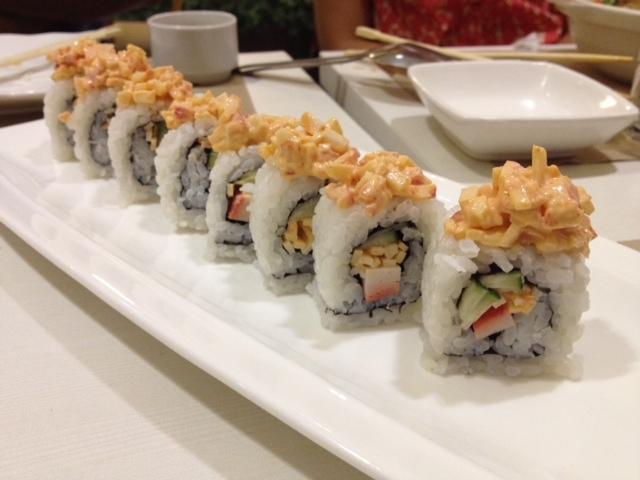 Crunchy California Maki