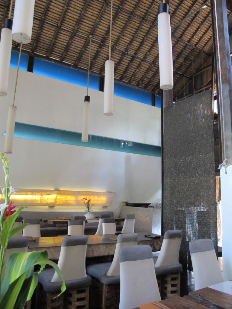 Clear Cafe interiors