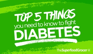 Top 5 Things You Need to Know About Diabetes