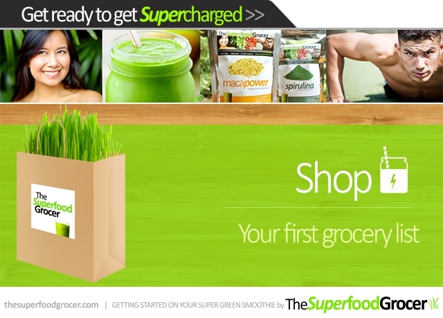 The Healthy Grocery List for Green Smoothie Beginners | The Superfood Grocer Philippines