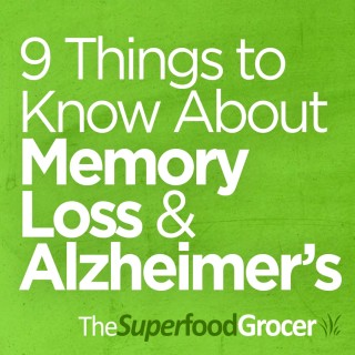 How to Treat and Reverse Memory Loss and Alzheimer's on a Vegan Diet | The Superfood Grocer Philippines