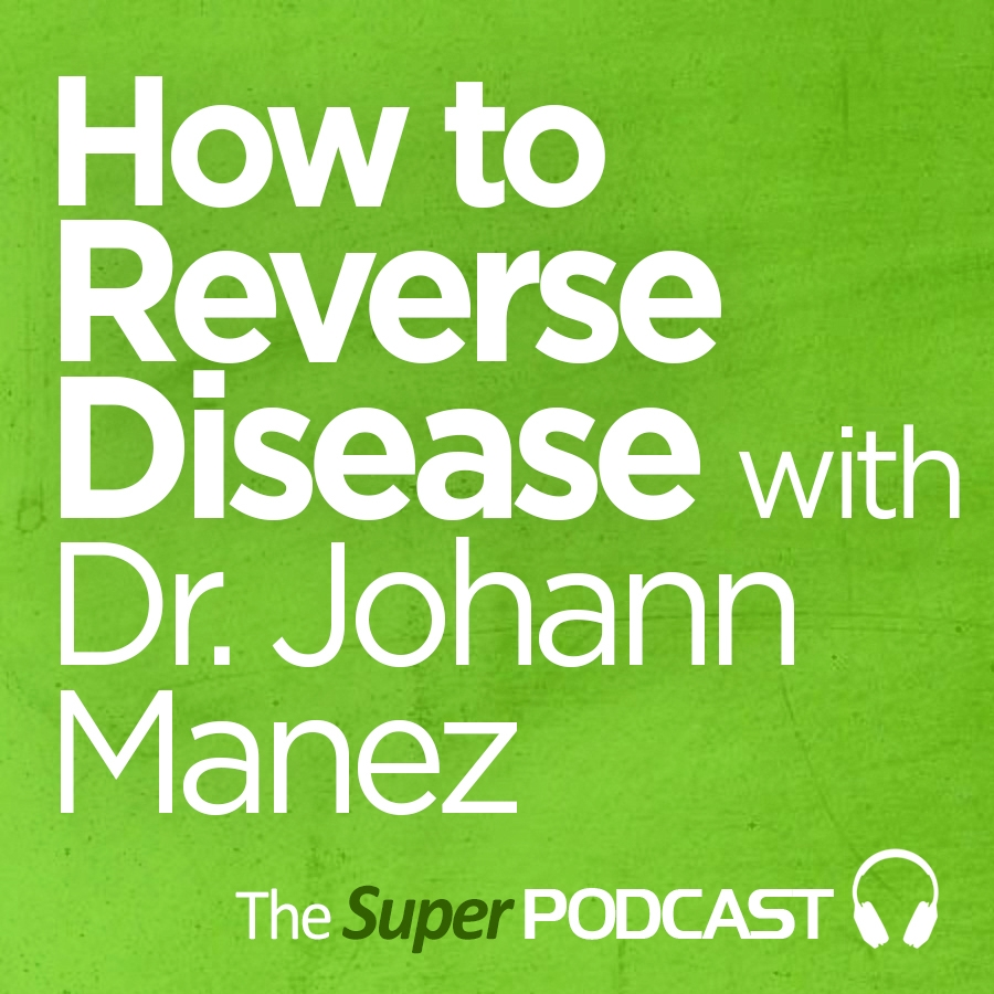 EP05: How to Reverse Chronic Disease on a Plant-based (Vegan) Diet