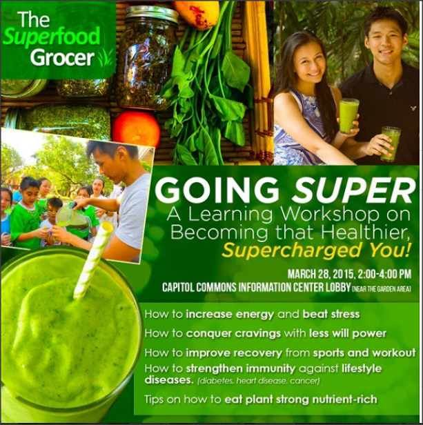 The Superfood Grocer X Muni Market