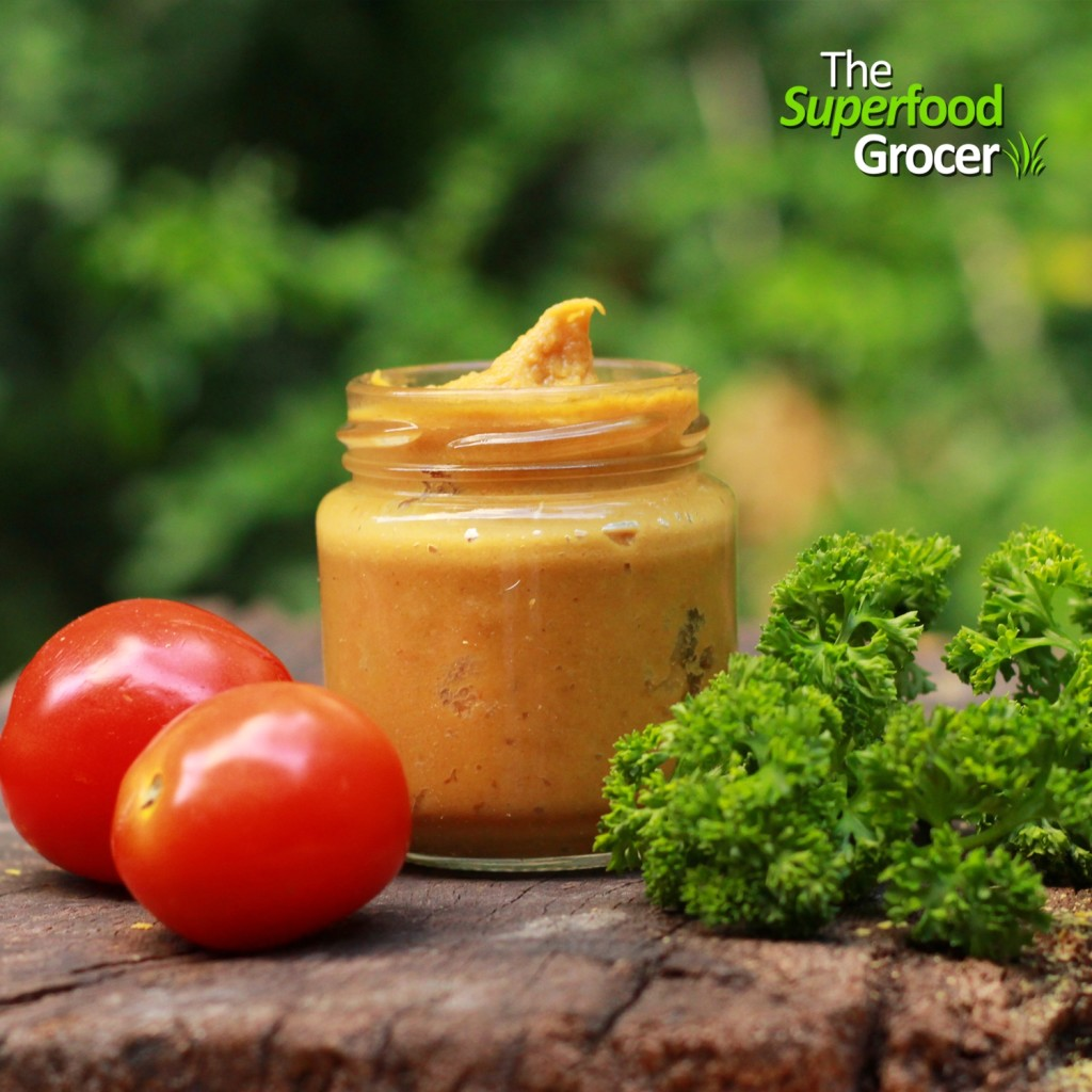 Vegan Nut Cheese Recipe | The Superfood Grocer Philippines