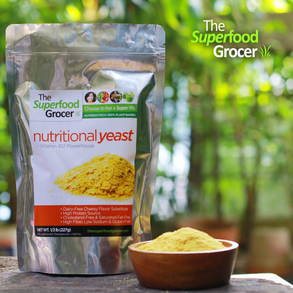 Where to buy Nutritional Yeast in Manila Philippines | The Superfood Grocer