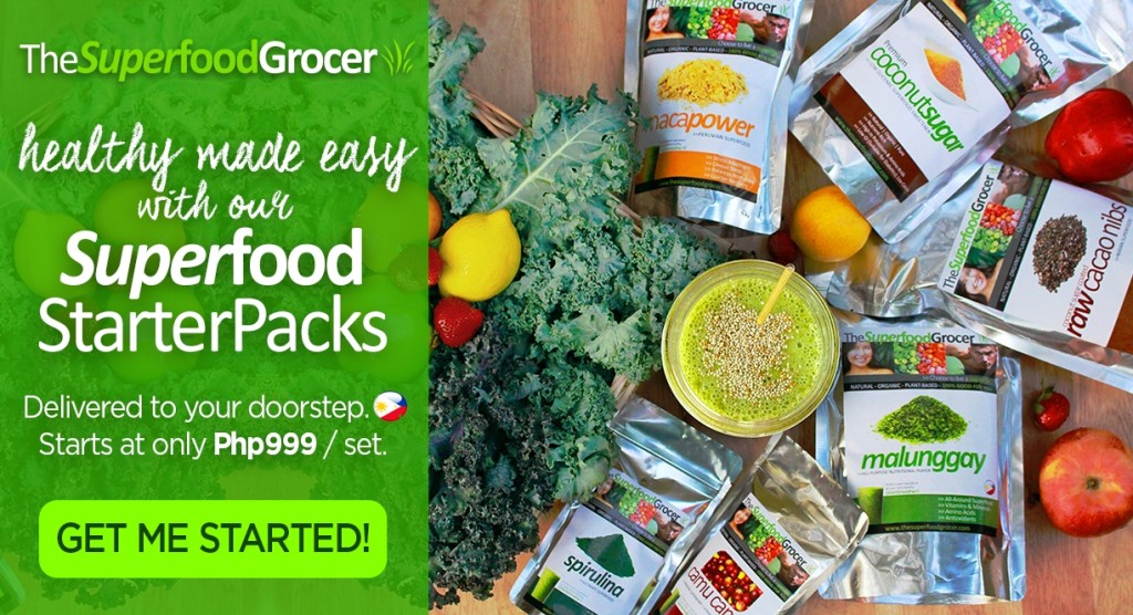 Superfood StarterPack | The Superfood Grocer Philippines