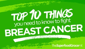 Top 10 Things You Need To Know To Fight Breast Cancer