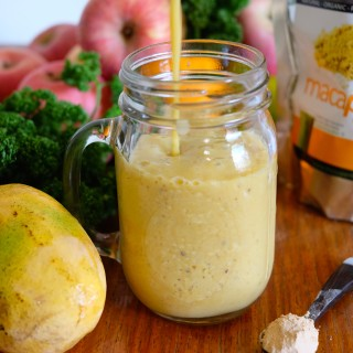 Simple Banana Mango Smoothie - The Superfood Grocer Philippines