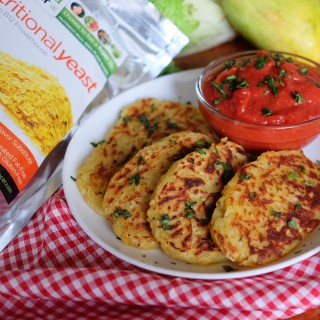 Cheesy Hash Brown Recipe - The Superfood Grocer Philippines