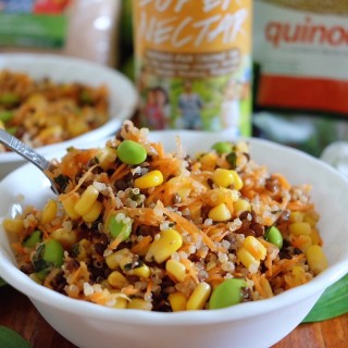 Lentil Quinoa Salad with Lemon and Coconut Sugar Dressings | The Superfood Grocer Philippines