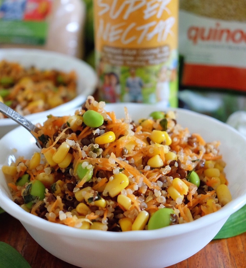 Lentil Quinoa Salad with Lemon and Coconut Sugar Dressings   The Superfood Grocer Philippines