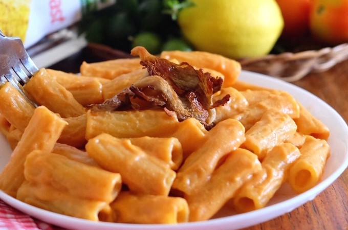 Vegan Mac N Cheese with Oyster Mushroom Bacon Recipe | The Superfood Grocer Philippines