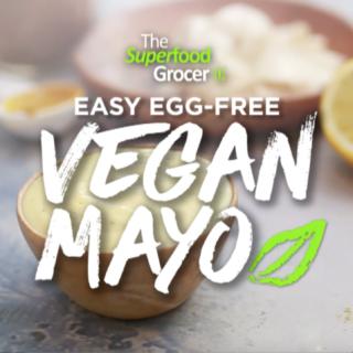 Easy Vegan Mayo