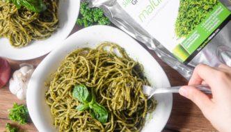 Easy Malunggay Basil Pesto Pasta Recipe